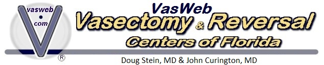 Vasectomy Reversal in Tampa Florida
